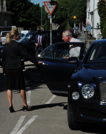 Prince Charles in Penzance 00002