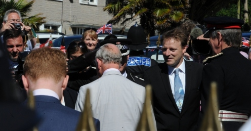 Prince Charles in Penzance 00003