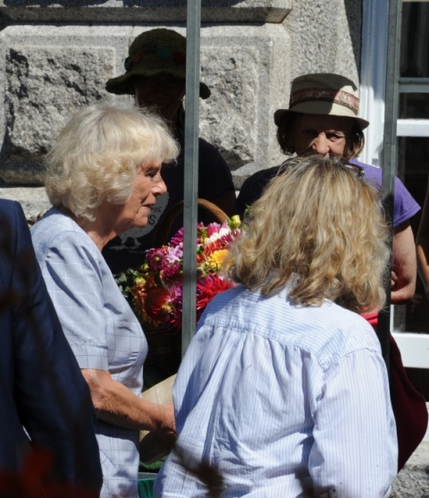 Prince Charles in Penzance 00005