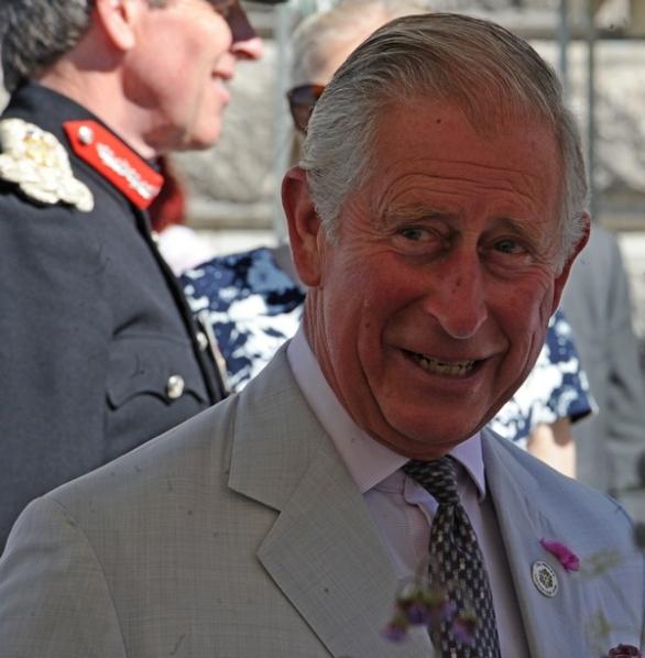 Prince Charles in Penzance 00009