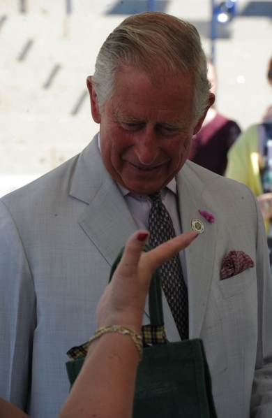 Prince Charles in Penzance 00010